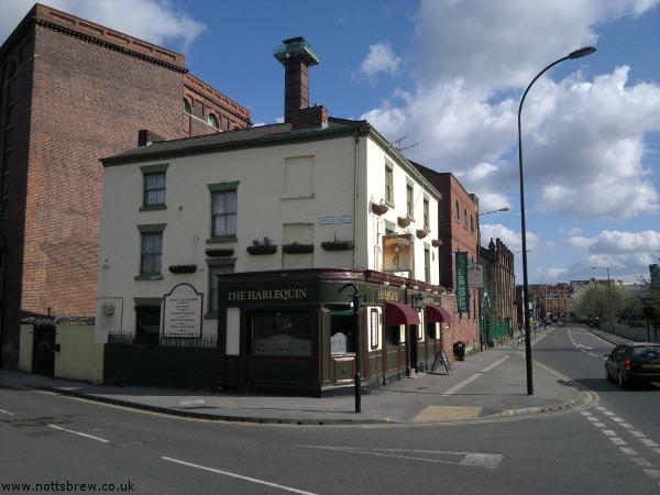 Harlequin, Sheffield