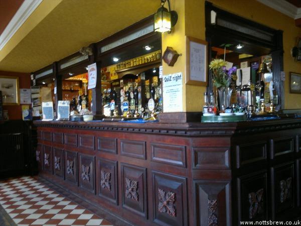 Kelham Island Tavern, Sheffield, Bar
