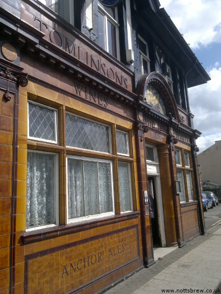 The Ship Inn, Sheffield