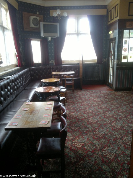 Ship Inn, Sheffield Inside