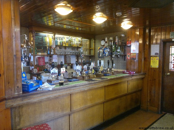 Bar, The Wellington, Sheffield