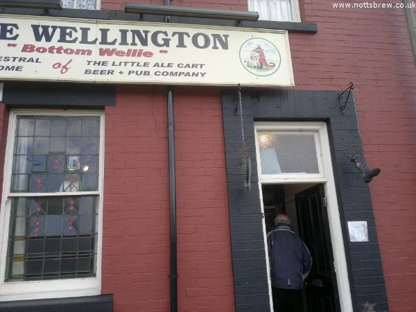 Wellington, Little Cart